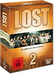 Lost: Staffel 2 Box (7 DVDs) (DVD Filme)