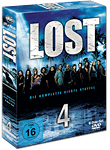 Lost: Staffel 4 Box (6 DVDs) (DVD)