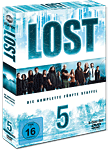 Lost: Staffel 5 Box (5 DVDs) (DVD Filme)