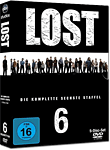 Lost: Staffel 6 Box (5 DVDs) (DVD Filme)