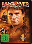 MacGyver: Season 1 Box (6 DVDs) (DVD Filme)