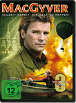MacGyver: Season 3 Box (5 DVDs) (DVD Filme)