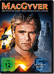 MacGyver: Season 5 Box (6 DVDs) (DVD Filme)