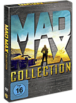 Mad Max - Collection (4 DVDs) (DVD Filme)