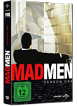 Mad Men: Staffel 1 Box (4 DVDs) (DVD Filme)