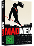 Mad Men: Staffel 2 Box (4 DVDs) (DVD Filme)