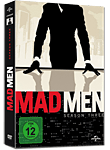 Mad Men: Staffel 3 Box (4 DVDs) (DVD Filme)