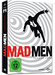 Mad Men: Staffel 4 Box (4 DVDs) (DVD Filme)