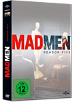 Mad Men: Staffel 5 Box (4 DVDs) (DVD Filme)