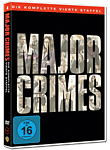 Major Crimes: Staffel 4 Box (5 DVDs)