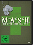 M.A.S.H.: Season 6 Box (3 DVDs) (DVD Filme)