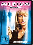 Medium: Season 2.1 (3 DVDs) (DVD Filme)