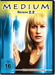 Medium: Season 2.2 (3 DVDs) (DVD Filme)