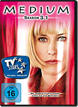 Medium: Season 3.1 (3 DVDs) (DVD Filme)