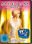Medium: Season 4.1 (2 DVDs) (DVD Filme)