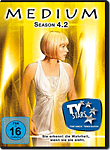 Medium: Season 4.2 (2 DVDs) (DVD Filme)