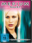 Medium: Season 5.1 (2 DVDs) (DVD Filme)
