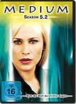 Medium: Season 5.2 (3 DVDs) (DVD Filme)