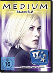 Medium: Season 6.2 (3 DVDs) (DVD Filme)