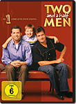 Two and a Half Men: Staffel 01 Box (4 DVDs)