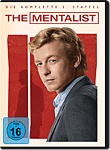 The Mentalist: Staffel 2 Box (5 DVDs) (DVD Filme)