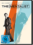 The Mentalist: Staffel 5 (5 DVDs)
