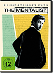 The Mentalist: Staffel 6 Box (5 DVDs) (DVD Filme)
