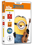Minions - 3-Movie Collection (3 DVDs)