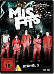 Misfits: Staffel 1 Box (2 DVDs)
