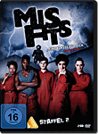 Misfits: Staffel 2 Box (2 DVDs) (DVD Filme)
