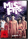 Misfits: Staffel 3 Box (3 DVDs) (DVD Filme)