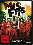 Misfits: Staffel 4 Box (3 DVDs) (DVD Filme)