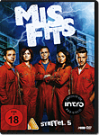 Misfits: Staffel 5 Box (3 DVDs) (DVD Filme)