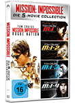 Mission: Impossible - Die 5-Movie Collection (5 DVDs)