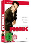 Monk: 1. Staffel (4 DVDs)