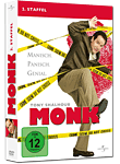 Monk: Staffel 2 (4 DVDs) (DVD Filme)