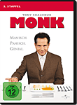 Monk: Staffel 5 (4 DVDs) (DVD Filme)