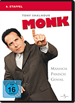Monk: Staffel 6 (4 DVDs) (DVD Filme)
