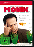 Monk: 7. Staffel (4 DVDs)