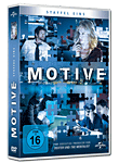 Motive: Staffel 1 Box (4 DVDs) (DVD Filme)