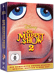 Die Muppet Show: Staffel 2 Box (4 DVDs)