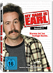 My Name is Earl: Staffel 1 Box (4 DVDs) (DVD Filme)