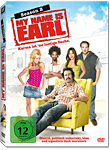My Name is Earl: Staffel 2 Box (4 DVDs)