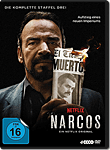 Narcos: Staffel 3 (4 DVDs)