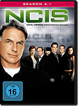 Navy CIS: Season 4 Teil 1 (3 DVDs)