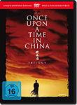 Once Upon a Time in China Trilogy (3 DVDs)