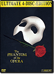 The Phantom of the Opera - Ultimate Edition (4 DVDs)