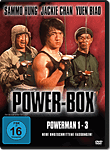 Powerman 1-3 Box (3 DVDs)