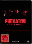 Predator - 1-4 Collection (4 DVDs)