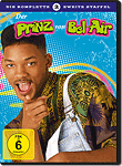 Der Prinz von Bel-Air: Staffel 2 Box (4 DVDs) (DVD Filme)